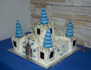 Tarta Castillo de Fantasía